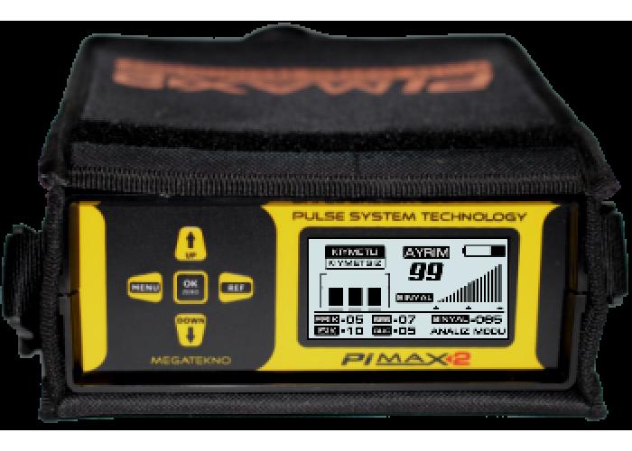 pimax 2 ayrimli pulse dedektor 51 700x500 معرفی و فروش دستگاه نقطه زن طلا یاب پی مکس 2 Pimax2